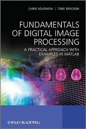 Cover of Fundamentals of Digital Image Processing