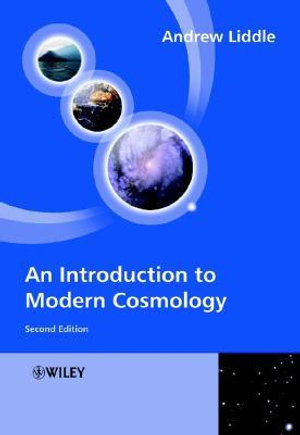 Cover of An introduction to modern cosmology