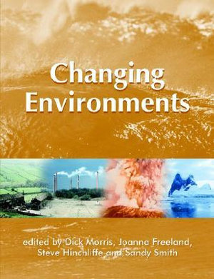 Cover of Changing Environments