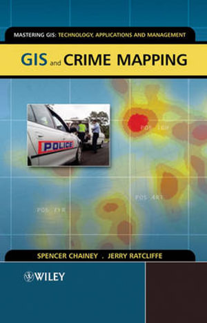 Cover of GIS and Crime Mapping