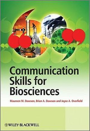 Cover of Communication Skills for Biosciences