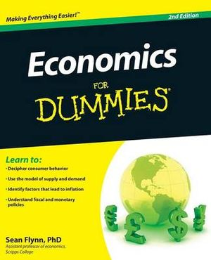Cover of Economics For Dummies