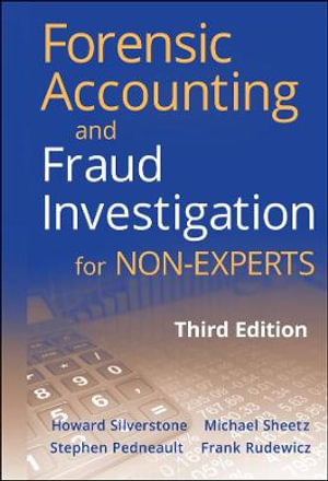 Cover of Forensic Accounting and Fraud Investigation for Non-Experts
