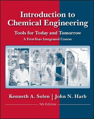 Cover of Introduction to Chemical Engineering