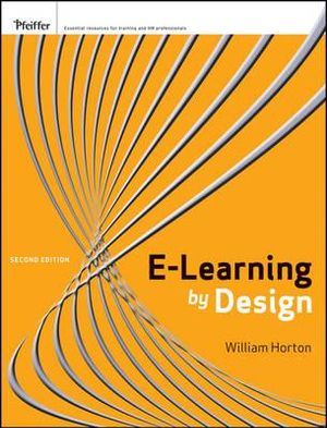 Cover of E-Learning by Design