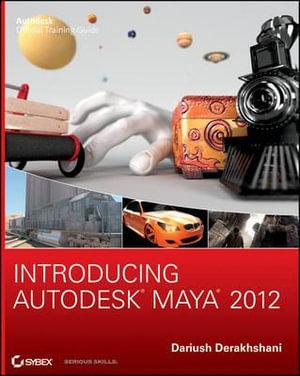 Cover of Introducing Autodesk Maya 2012