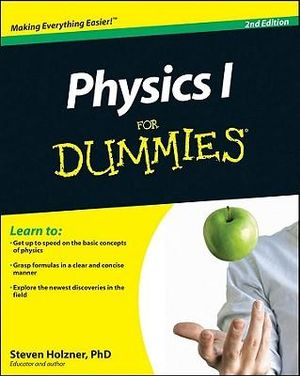 Cover of Physics I For Dummies