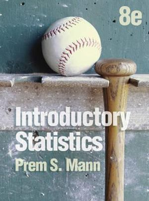 Cover of Introductory Statistics