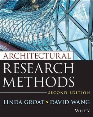 Cover of Architectural Research Methods