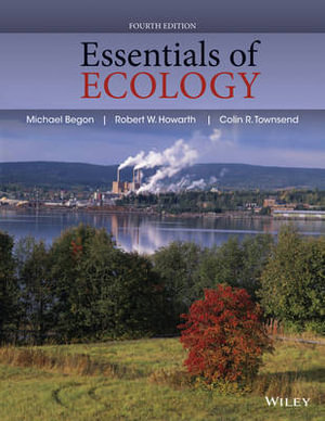 Cover of Essentials of Ecology