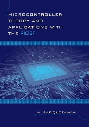 Cover of Microcontroller Theory and Applications with the PIC18F
