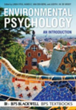 Cover of Environmental Psychology - an Introduction