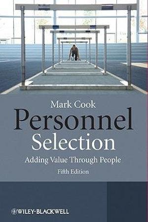 Cover of Personnel Selection