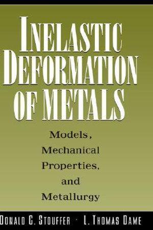 Cover of Inelastic Deformation of Metals