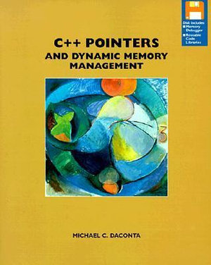 Cover of C++ pointers and dynamic memory management