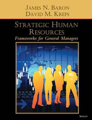 Cover of Strategic Human Resources