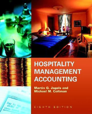 Cover of Hospitality Management Accounting