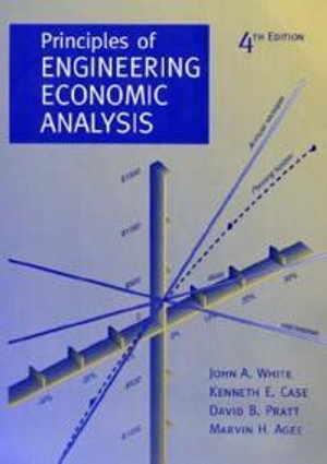 Cover of Principles of engineering economic analysis