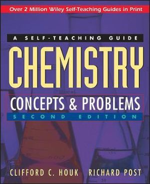Cover of Chemistry: Concepts and Problems