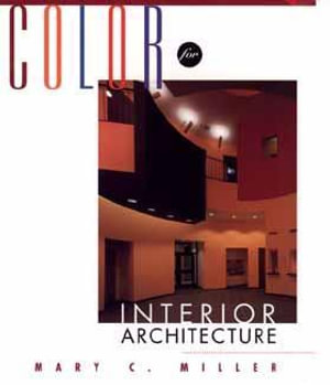 Cover of Color for Interior Architecture