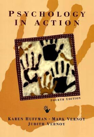 Cover of Psychology in action