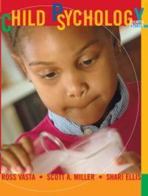 Cover of Child Psychology
