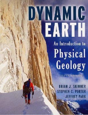 Cover of Dynamic earth