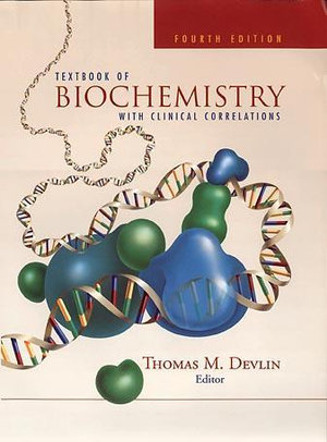 Cover of Textbook of biochemistry