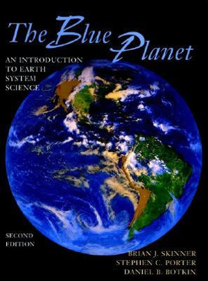 Cover of The Blue Planet