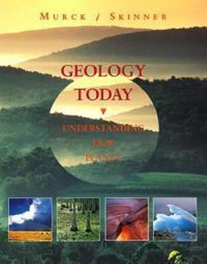 Cover of Geology today