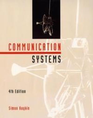 Cover of Communication systems
