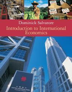 Cover of Introduction to International Economics