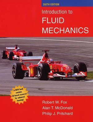 Cover of Introduction to fluid mechanics
