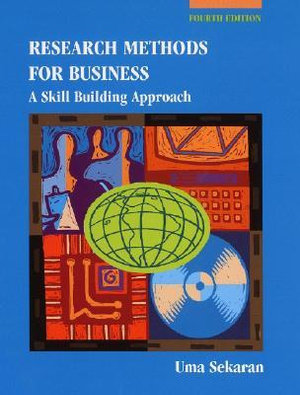 Cover of Research Methods for Business
