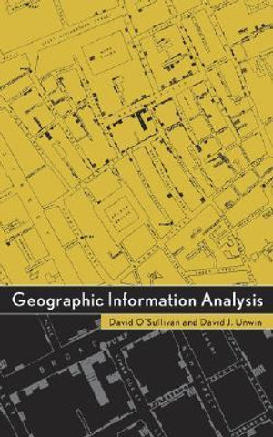 Cover of Geographic Information Analysis