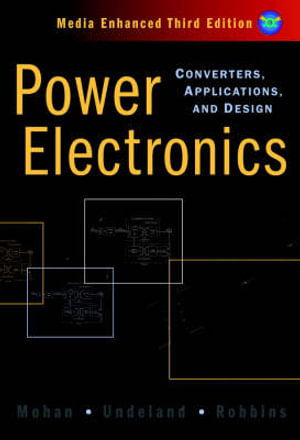 Cover of Power Electronics 3E