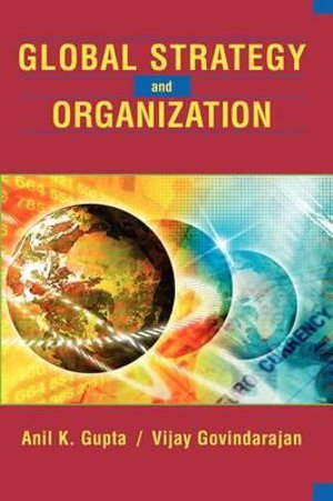Cover of Global Strategy and the Organization