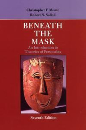 Cover of Beneath the Mask