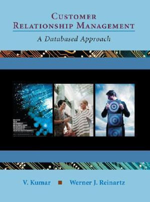 Cover of Customer relationship management