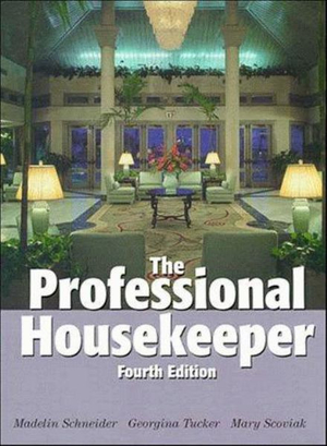 Cover of The Professional Housekeeper