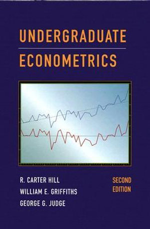 Cover of Undergraduate econometrics