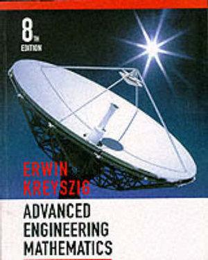 Cover of Advanced Engineering Mathematics