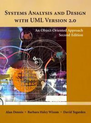Cover of Systems analysis and design with UML version 2.0