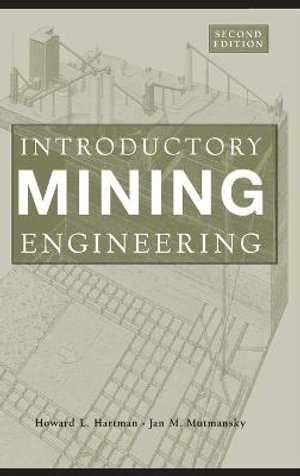 Cover of Introductory Mining Engineering