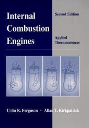 Cover of Internal combustion engines