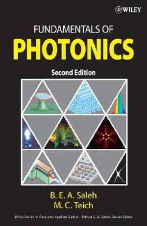 Cover of Fundamentals of Photonics