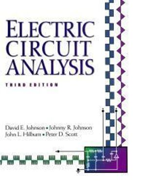 Cover of Electric circuit analysis