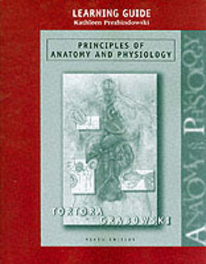 Cover of Principles of Anatomy and Physiology, Learning Guide