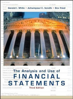 Cover of The Analysis and Use of Financial Statements