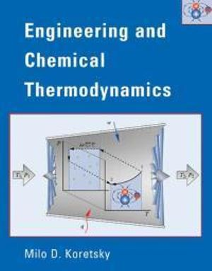 Cover of Engineering and chemical thermodynamics
